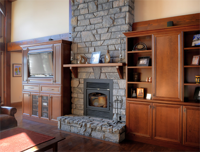 Specialty Cabinets - Dowdal Cabinets North Bay