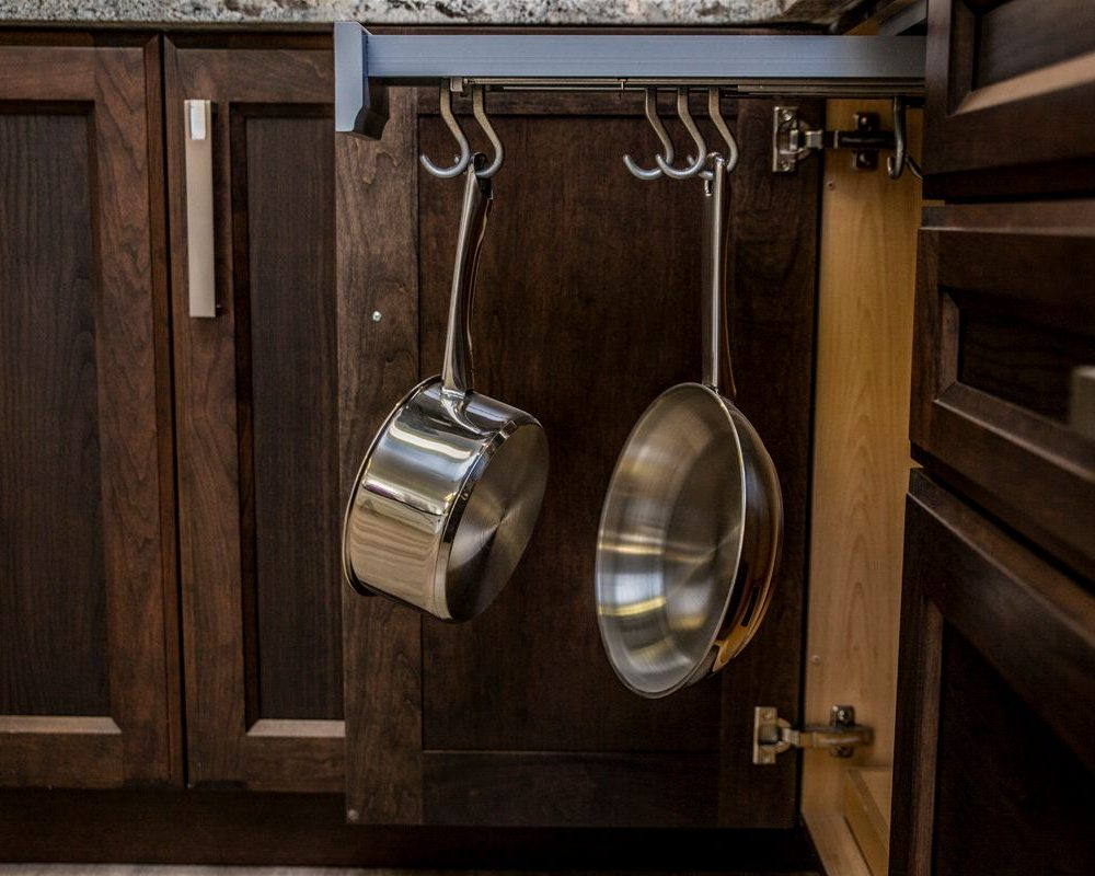 Kitchen Cabinet Accessories for Pots and Pans