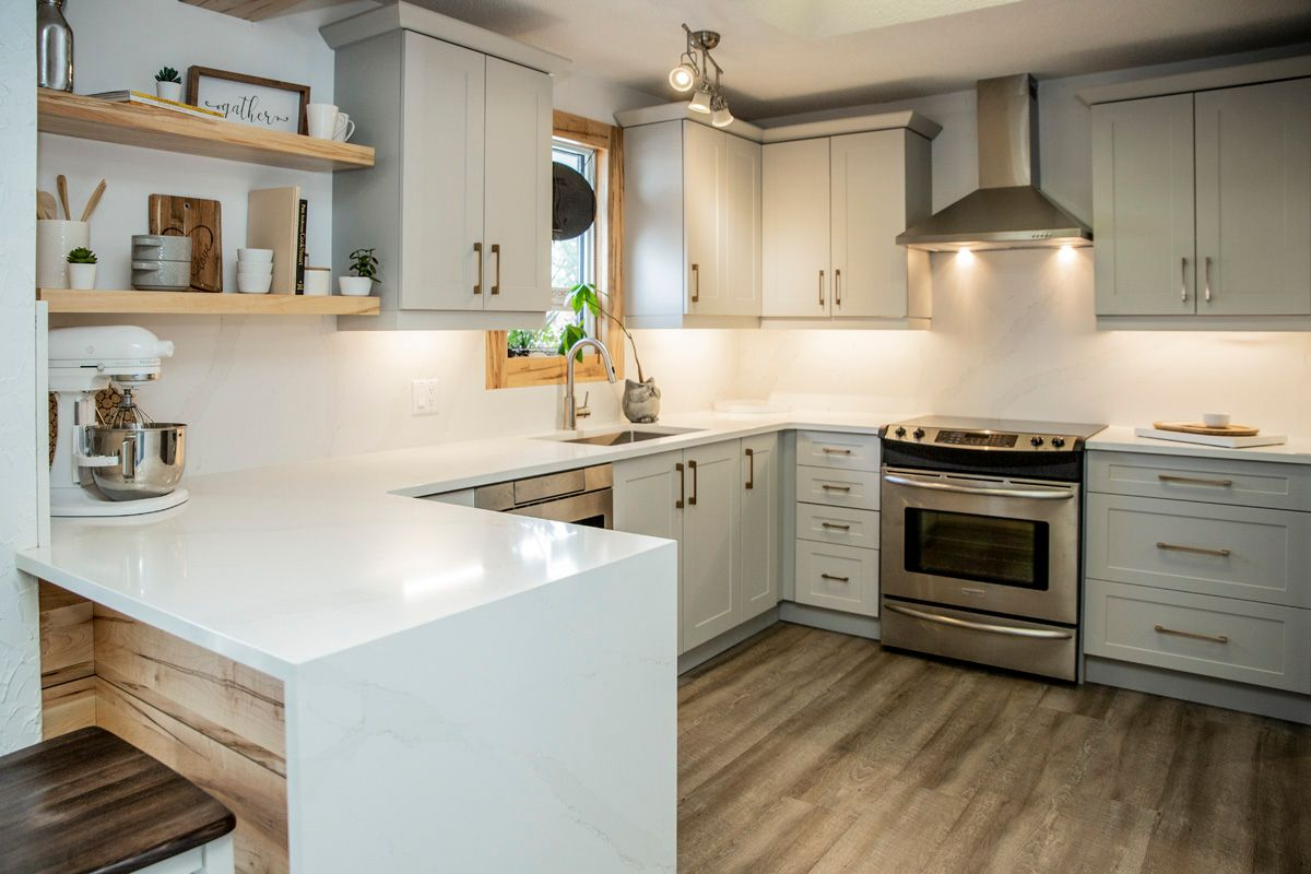 Kitchen Cabinets at Dowdal Cabinets North Bay